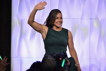Alana Nichols 37th Annual Salute to Women in Sports - Inside