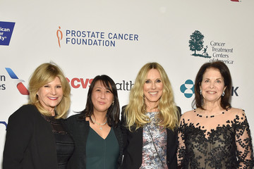 Alana Stewart Entertainment Industry Foundation Presents Stand Up to Cancer's New York Standing Room Only Event with Donors American Airlines, MasterCard and Merck - Red Carpet