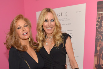 Alana Stewart Diane Von Furstenberg's Journey Of A Dress Exhibition Opening Celebration - Inside