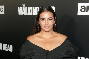 Alanna Masterson 'The Walking Dead' Premiere And After Party