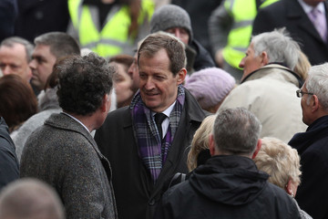 Alastair Campbell Martin McGuinness's Funeral Takes Place In Derry