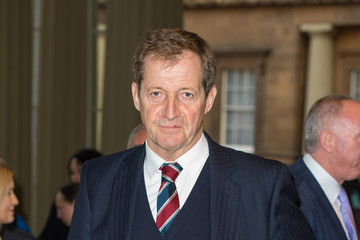 Alastair Campbell The Duke & Duchess Of Cambridge and Prince Harry Support World Mental Health Day