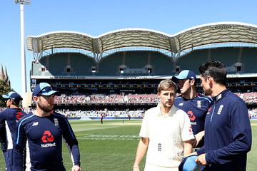 Alastair Cook Australia v England - Second Test: Day 5