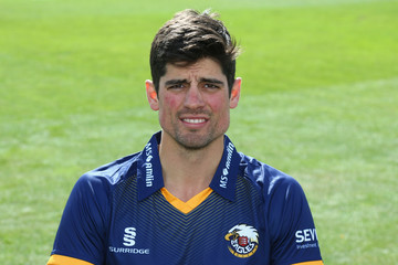 Alastair Cook Essex CCC Photocall