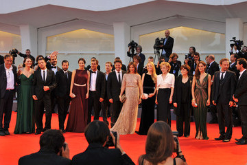 "Albano Jeronimo ""Lines Of Wellington"" Premiere - The 69th Venice Film Festival"