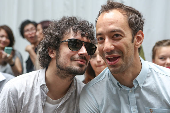 98384abc30 Albert Hammond Jr. and Fab Moretti Photos - 3 of 8. Edun - Front Row - Spring  2013 ...