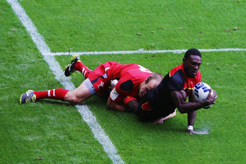 Albert Levi 20th Commonwealth Games - Day 3: Rugby Sevens
