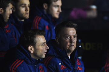 Albert Stuivenberg Shrewsbury Town v Manchester United - The Emirates FA Cup Fifth Round