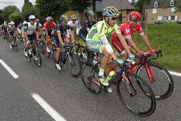 Alberto Contador Le Tour de France 2016 - Stage Three