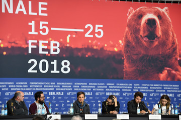 Alberto Mueffelmann 'Museum' Press Conference - 68th Berlinale International Film Festival