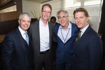 Albie Hecht Turner Upfront 2015 - Green Room