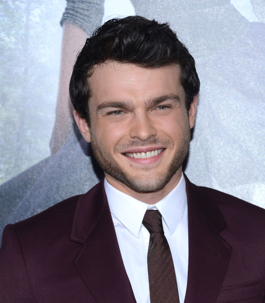 Alden Ehrenreich Pictures Premiere Of Warner Bros