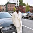 Aldis Hodge Audi Celebrates the 2021 Met Gala as the Official Electric Vehicle Partner