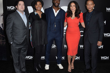 Aldis Hodge Photo Call For WGN America's 'Underground' And 'Outsiders'