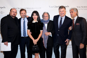 Alec Baldwin Lawrence Schiller Norman Mailer Center and Writers Colony Benefit Gala