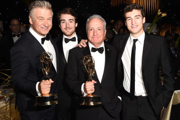 Alec Baldwin Lorne Michaels 69th Annual Primetime Emmy Awards - Governors Ball