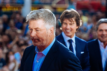 Alec Baldwin 'Mission Impossible - Rogue Nation' New York Premiere - Outside Arrivals