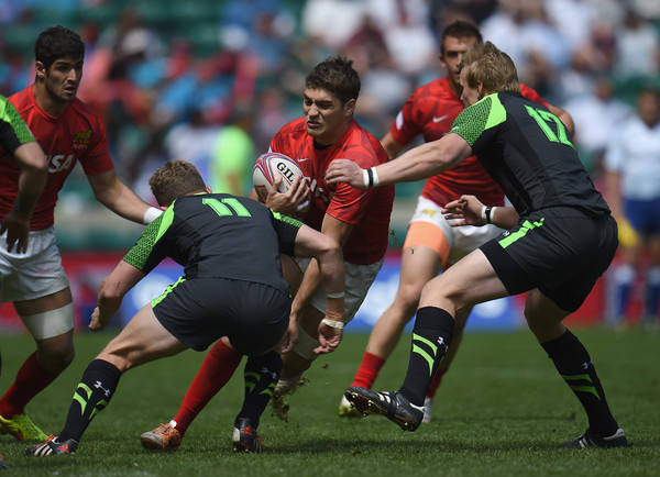 Marriott London Sevens - Day Two