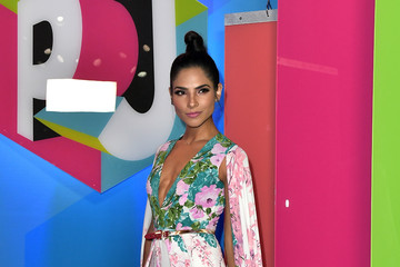 Alejandra Espinoza Univision's 'Premios Juventud' 2017 Celebrates the Hottest Musical Artists and Young Latinos Change-Makers - Arrivals