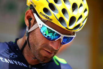 Alejandro Valverde Belmonte Le Tour de France 2015 - Stage Thirteen
