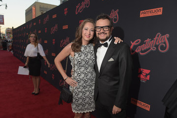 Aleks Syntek 'Cantinflas' Premieres in Hollywood