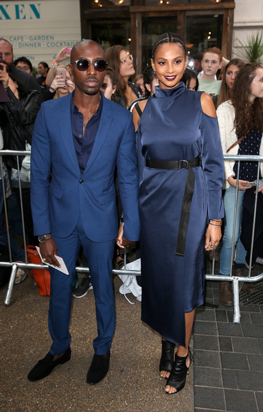 Front Row & Arrivals - Day 3 - LFW September 2016