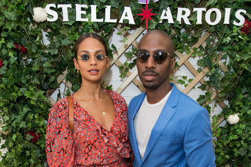 Alesha Dixon A Day At The Championships, Wimbledon With Stella Artois