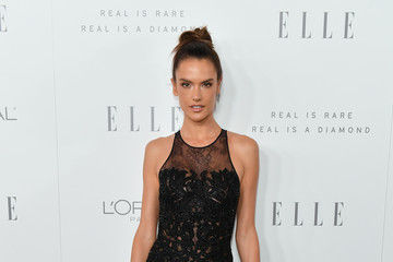 Alessandra Ambrosio ELLE's 24th Annual Women in Hollywood Celebration