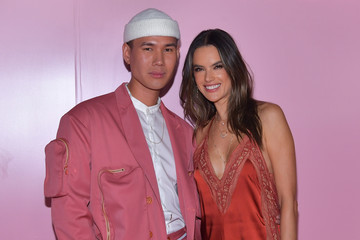 79c23a22d28 Alessandra Ambrosio Launch Of Patrick Ta s Beauty Collection