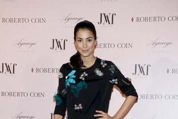 Alessandra de Osma Celebrities Attend 'Roberto Coin' and 'Aguayo' Jewelry Party