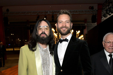 Alessandro Borghi 2018 LACMA Art + Film Gala Honoring Catherine Opie And Guillermo Del Toro Presented By Gucci - Inside