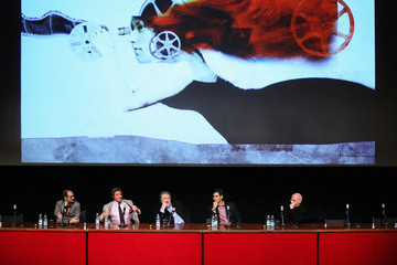 Alessandro Camon 'Bullet To The Head' Press Conference - The 7th Rome Film Festival