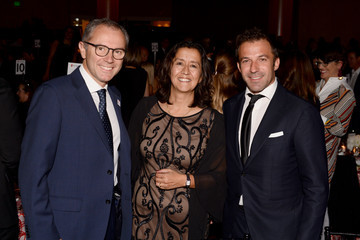 Alessandro Del Piero Save The Children's Centennial Celebration: Once in a Lifetime - Inside