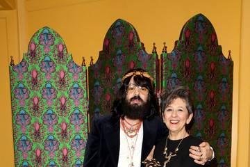 Alessandro Michele Gucci Garden Opening