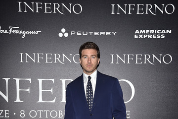 Alessandro Roja 'Inferno' Premiere in Florence - VIP Lounge