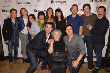 Alex Anfanger 'Burning Love: Burning Down The House' Premiere