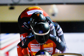 Alex Baumann BMW IBSF Bobsleigh + Skeleton World Cup
