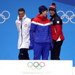 Alex Beaulieu-Marchand Medal Ceremony - Winter Olympics Day 9