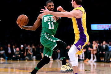 Alex Caruso Boston Celtics v Los Angeles Lakers