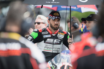 Alex De Angelis FIM Superbike World Championship - Race