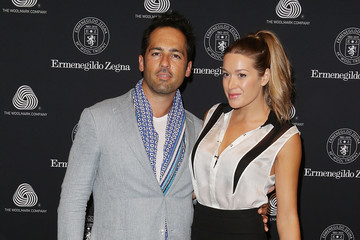 Alex Dimitriades Celebs at the 50th Anniversary Wool Awards