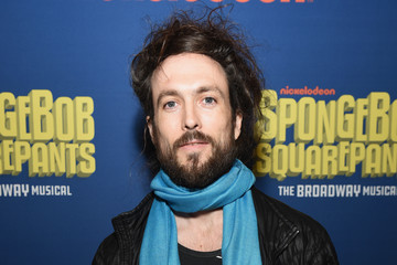 Alex Ebert Opening Night Of Nickelodeon's 'SpongeBob SquarePants: The Broadway Musical' - Arrivals & Curtain Call