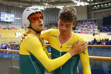 Alex Edmonson 20th Commonwealth Games: Track Cycling