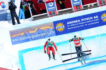 Alex Fiva FIS Freestyle Ski World Cup: Men's and Women's Ski Cross