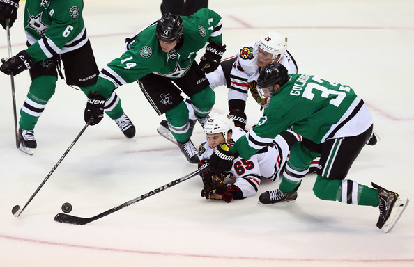 Chicago Blackhawks v Dallas Stars []