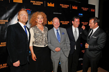 Alex Kingston 'Macbeth' Opening Night Afterparty