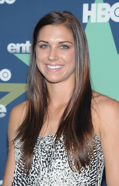 "Alex Morgan - ""Entourage"" Season 8 Premiere - Arrivals"