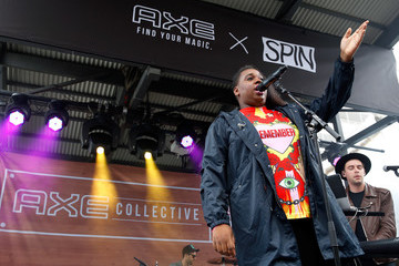 Alex Newell AXE Collective + Crew Powered By SPIN Party At SXSW