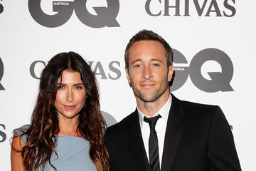 Alex O'Loughlin GQ Australia Men Of The Year Awards 2011