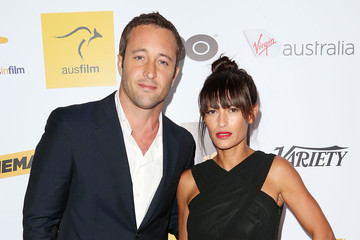 Alex O'Loughlin Arrivals at the Australians In Film Benefit Dinner